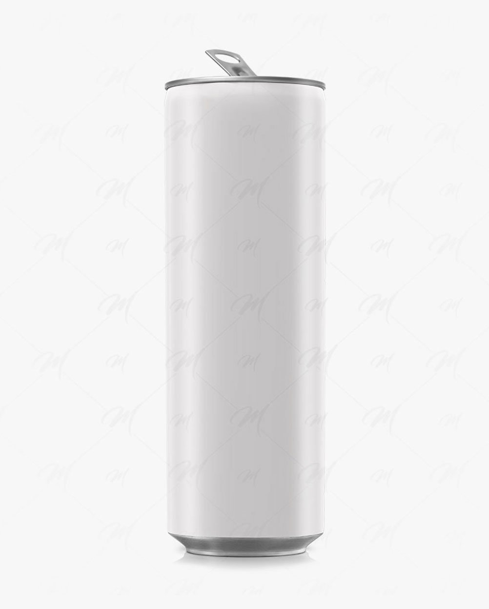 lata de energético mockup PSD