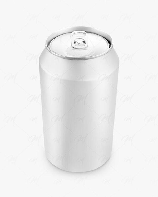 Mockup lata de cerveja