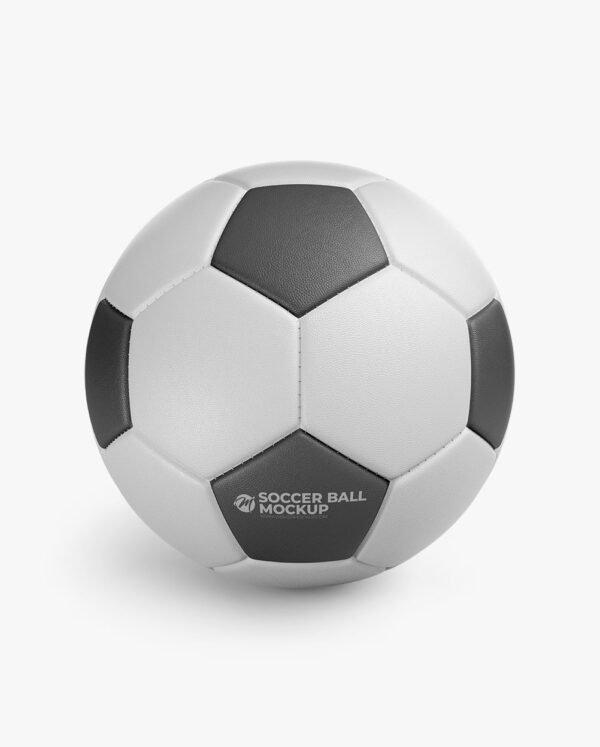 Mockup Bola de Futebol